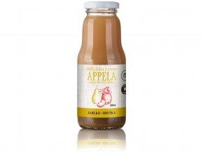 Jablko - hruška 0,3l - 100% přírodní šťáva