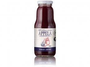 Jablko - arónie 0,3l - 100% přírodní šťáva