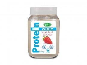47082 whey protein s prichuti jahoda 200 g