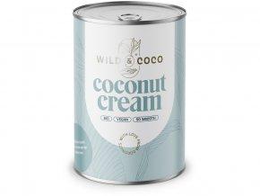 Bio kokosový krém 400 ml