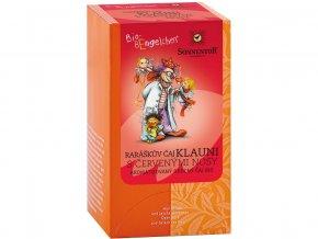 Bio Raráškův čaj - Klauni s červenými nosy - porc. dárkový 40g (20sáčků)