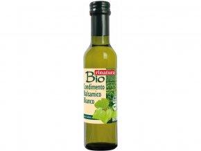 48225 bio balsamico ocet bianco 250 ml sklo