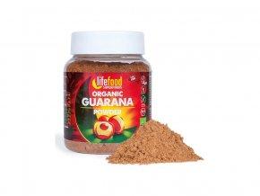 48660 bio guarana prasek 180g