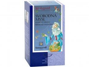 Bio Svobodná mysl sv. Hildegardy porcovaný dvoukomorový 36g
