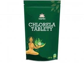 Bio Chlorella  125 g - tablety