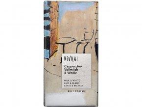 Bio Cappuccino čokoláda 100g