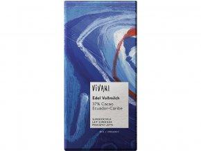 49293 bio mlecna cokolada ekvador 100 g