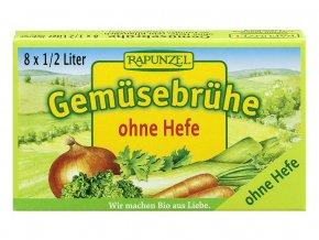 Bio Zeleninový vývar bez droždí v kostce 8ks