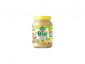 49602 bio detska vyziva jablecna s banany a merunkami ovko 190g