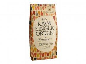 50193 bio kava single origin nikaragua cela zrna 250g