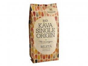 50196 bio kava single origin nikaragua mleta 250g