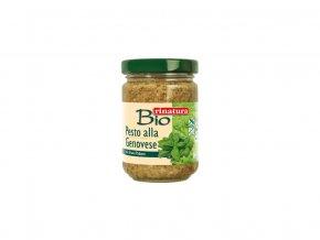 Bio Pesto bazalkové bezlepkové 125g