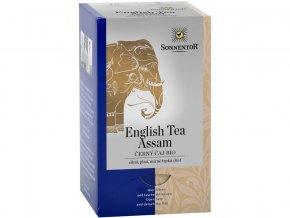 Bio Černý čaj English Tea Assam 36g