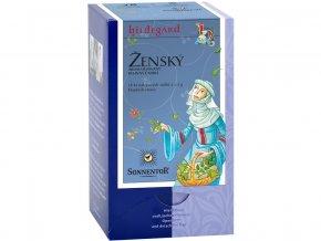 Bio Ženský čaj sv. Hildegardy porcovaný 27g