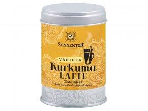 51453 bio kurkuma latte vanilka 60g dozicka pikantni korenena smes