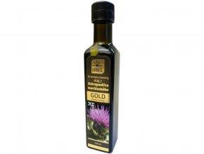 Panenský olej z ostropestřce mariánského 250 ml - GOLD - lahvička