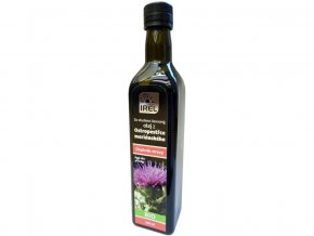 Bio Panenský olej z ostropestřce mariánského 500 ml - lahvička