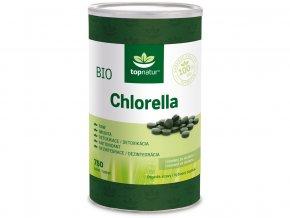 51858 bio chlorella tablety 750 tablet