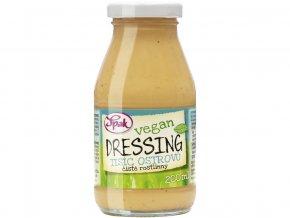 52137 dressing vegan tisic ostrovu 200 ml