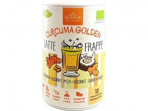 52347 bio curcuma golden latte frappe 220g