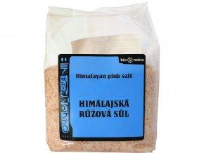 Himalajská sůl růžová 500g