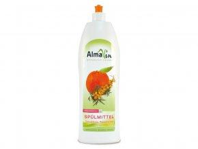 52854 almawin tekuty prostredek na nadobi bio rakytnik bio mandarinka 1l