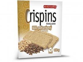 52998 bio cerealni krehky chleb crispins pohankovy 2x50g