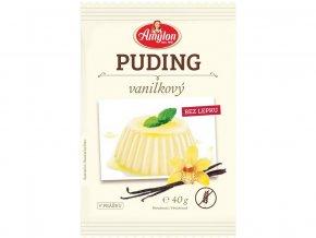 Puding vanilkový Amylon 40g