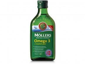 53460 moller s omega 3 rybi olej natur 250 ml
