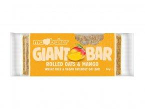 53643 1 tycinka ovesna giant bar obri mangova 90g