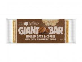 53652 1 tycinka ovesna giant bar obri kavova coffee 90g