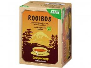 Bio Zelený Rooibos čaj Natur nearomatizovaný 40 sáčků