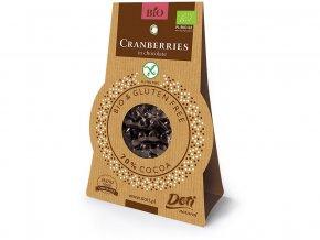 53853 bio brusinky v cokolade 50g bez lepku
