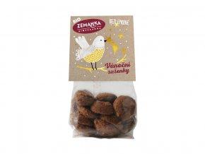 Bio vánoční sušenky s vlašskými ořechy bezlepkové 100g