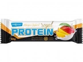 54114 tycinka proteinova royal protein mango yoghurt 60g