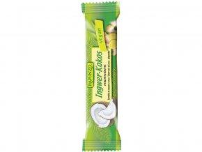 Bio tyčinka zázvor-kokos RAPUNZEL 40 g