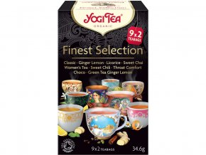 Bio Výběr nejlepších Yogi Tea 34,6 g