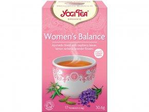 54429 bio rovnovaha zeny yogi tea 17 x 1 8 g