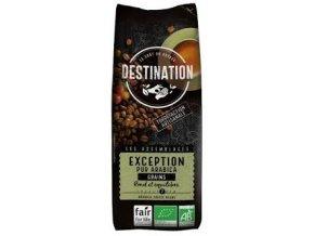 destination exception