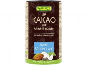 Bio kakao s kokosovým cukrem RAPUNZEL 250 g