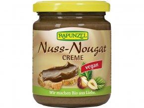 54483 bio nugatova vegan pomazanka rapunzel 250 g