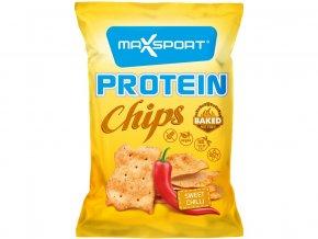 54699 protein chips sladke chilli 45g