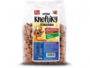 55077 cerealni penizky s cokoladou vitaminy fe a ca 500g