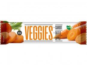 66024 veggies mrkev 35g