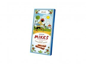 66888 cokoladove jazycky mlecne koucourek mikes 50g