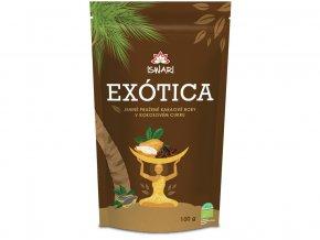 67152 bio kakaove boby v kokosovem cukru 100g exotica
