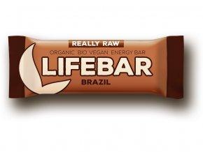 Bio tyčinka Lifebar brazilská 47g
