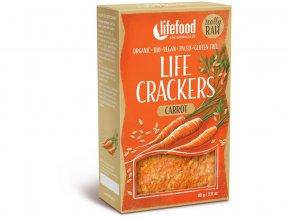 67395 bio life crackers mrkvanky raw 80 g