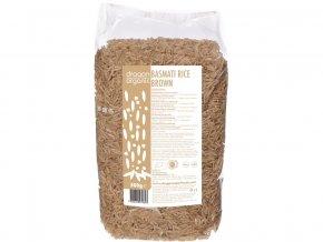 Bio Basmati rýže hnědá 500g