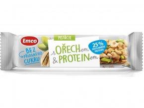67665 tycinka s orechem a proteinem pistacie 35g